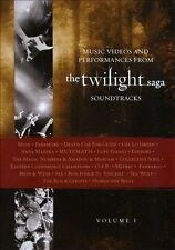 USED (VG) Music Videos and Performances from The Twilight Saga Soundtracks, Vol.