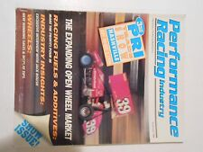 1990 3RD ANNUAL PERFORMANCE RACING INDUSTRY (NOV.1990)TRADE SHOW MAGAZINE.CAR