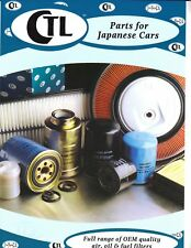 Nissan Primera P12 1.8 Oil Air Filter Service Kit 2002-2006
