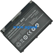 Genuine P150HMBAT-8 6-87-X710S-4J72 Battery For Clevo P170HM P150SM 14.8V 76.96W