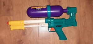 RARE 1990 Larami Classic Series Super Soaker 50 Water Gun