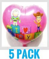 Toy Story Balloons Birthday Party Balloons FREE SHIPPING!