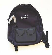 PUMA X KARL LAGERFELD BACKPACK Colour Black