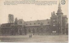 St Ghislain la gare  avec historique.