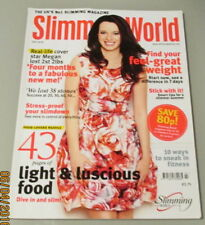 July Monthly Slimming World Health & Fitness Magazines