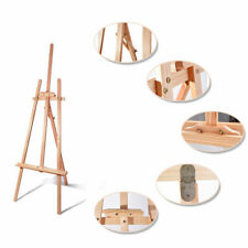 Studio Pine Wood A-Frame Easel Display Art Craft Cafe Wedding Paintings 1.75cm