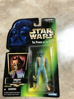 Vintage Star Wars Power Of The Force Greedo Blaster Pistol New Action Figure Toy