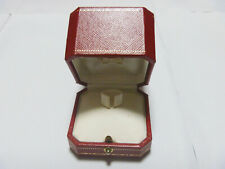 Vintage 1990/2000's Cartier Ring Jewelry Box Case C4210 - Good Condition