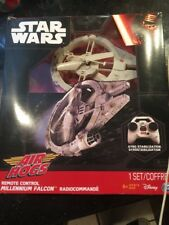 Star Wars Air Hogs - Remote Control Millennium Falcon - The Force Awakens - New