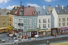 Faller Piste N,2 Maisons de ville Beethovenstrasse,Miniatures 1:160,Art. 232387