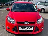 Ford Focus 1.0SCTi EcoBoost Zetec 5dr 2012 62'