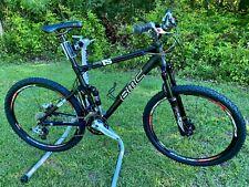 """BMC Fourstroke 03 Mountain Bike 19"""" Black Trek Giant Cannondale Scott Santa Cruz"""