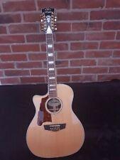 DAngelico Excel Fulton Left Hand Acoustic 12String blonde- new - massive Hölzer!