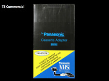 Motorized VHS-C Cassette Adapter for Panasonic and Other Brands *