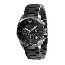 Armani Exchange Black Mens Analog Business Chronograph AR5868