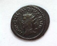 CLAUDIUS II GOTHICUS 268-70 AD AE ANTONINIANUS -JUNO- EXTREMELY FINE RIC#212