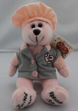 "I Love Lucy Collecticritters Pink Beanie Bear - Episode #39 ""Job Switching"""