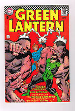Green Lantern #51 (V1): Silver Age Grade 8.0 Featuring Gl's Evil Alter Ego!