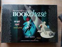 Bookchase Board Game Reading Novels Famiy Entertainment - Tony Davis - New