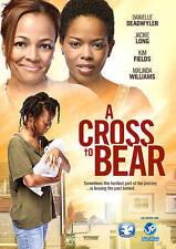 A Cross to Bear (DVD, 2014)     Danielle Deadwyler, Kim Fields, Jackie Long