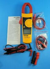 Fluke 336 Trms Clamp Meter Excellent Soft Case Accessories Screen Protector