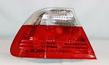 Left Side (Clear Lens) Tail Light Assembly For 2000-2003 BMW 3 Series Coupe