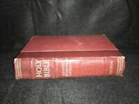 HOLY BIBLE (RSV) REVISED STANDARD VERSION, OLD & NEW TESTAMENT, NELSON 1952