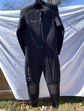 Henderson 7mm Thermoprene 2 Piece Mens Wetsuit Large Jacket John Scuba *Discount