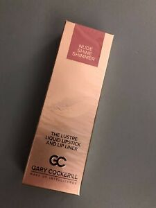 Gary Cockerill GC Genuine Lustre Liquid Lipstick & Lip Liner Set Choose Colour