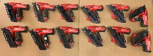 FOR PARTS -1 PC-ONLY Milwaukee 2745-20 M18 FUEL 30 Deg Cordless Framing Nailer