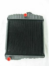 "JEEP 1955 - 1971 CJ5 CJ6 DJ5 DJ6 F4 17"" RADIATOR 908028 BRASS AND COPPER NEW!"