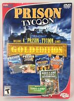 Prison Tycoon Compilation (PC) - New - Simulator Game