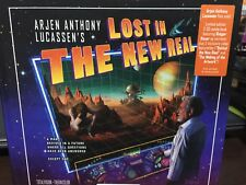 Arjen Anthony Lucassen - Lost in the New Real: Limited [New CD] Holland - Import