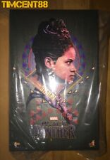 Ready! Hot Toys MMS501 Black Panther 1/6 Shuri Letitia Wright Figure New