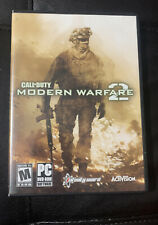 Call of Duty: Modern Warfare 2 (PC, 2009) Complete Tested