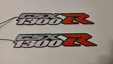Hayabusa sticker/decal Lighted/Illuminated GSXR1300 / Symbol Suzuki PAIR