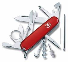 1.6705 VICTORINOX SWISS ARMY POCKET KNIFE EXPLORER 16 TOOLS 53792 NEW IN BOX !