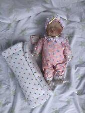 Rock A Bye Baby Doll by Yolanda Bello Lullaby Babies for Ashton Drake