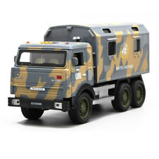 Kamaz Military Vehicle Force Truck 1:32 Car Model Alloy Diecast Gift Toy Vehicle