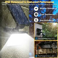 48LED Solar Power Garden Lamp Spotlight Outdoor Lawn Landscape Waterproof Lights