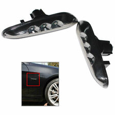 Side Marker Turn Signals LED Lights Fits BMW M E82 E88 E60 E61 E90 E91 E92 E93