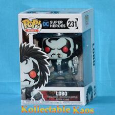 DC Comics - Lobo US Pop Vinyl Figure Funko