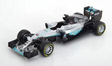 1:43 Bburago Mercedes W07 Hybrid Hamilton 2016