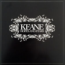 Keane ‎2xCD Hopes And Fears - Europe (M/EX+)