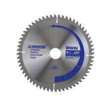 IRWIN Aluminium Saw Blade 210mm X 60t T95026