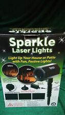 NIGHT LASER LIGHTS RED/GREEN LASER LANDSCAPE LIGHTING WITH SPARKLING EFECT