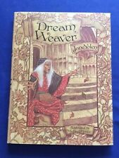 DREAM WEAVER - FIRST EDITION INSCRIBED BY JANE YOLEN WITH PROMOTIONAL POSTER