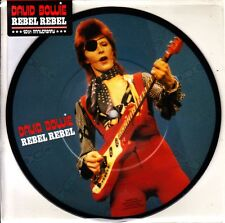"7"" picture DAVID BOWIE rebel rebel RECORD STORE DAY 2014 RSD 45 LTD SEALED"