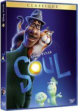 SOUL DISNEY PIXAR  DVD NEUF SOUS CELLOPHANE