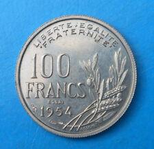 ESSAI 100 francs Cochet 1954